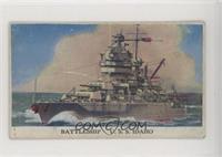 Battleship U. S. S. Idaho