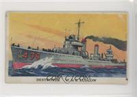 Destroyer U. S. S. Ludlow