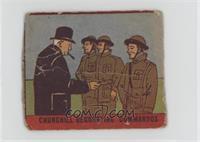 Churchill Decorating Commandos [Poor]