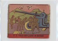 U.S. Field Artillery in Bataan [PoortoFair]