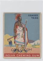 Osages Tribe [GoodtoVG‑EX]