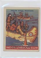 Indian Naval Warfare [Good to VG‑EX]