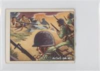 Battleground-Korea - Machine Gun Nest