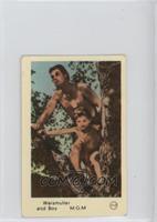 Weissmuller and Boy [PoortoFair]