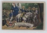 Washington Takes Command [GoodtoVG‑EX]