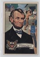 Abraham Lincoln [GoodtoVG‑EX]