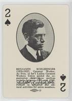 Benjamin Schlesinger