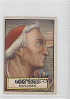 Amerigo Vespucci [Good to VG‑EX]