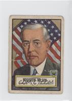 Woodrow Wilson [PoortoFair]