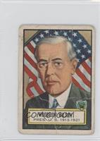 Woodrow Wilson [Poor]