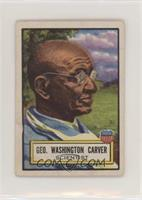 George W. Carver [Good to VG‑EX]