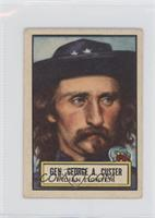 George A. Custer [Good to VG‑EX]