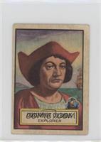 Christopher Columbus [Poor]