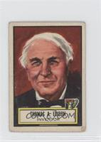 Thomas Edison [Good to VG‑EX]