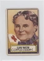 Clara Barton [PoortoFair]