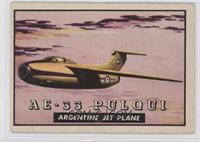 AE-33 Pulqui
