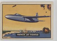 VG-90 French Jet Fighter