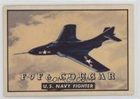 F9F6 Cougar U.S. Navy Fighter