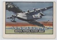Sunderland British Patrol Flying Boat [GoodtoVG‑EX]