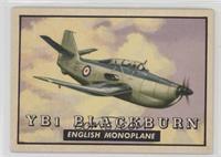 YB1 Blackburn