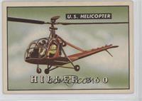 Hiller 360 U.S. Helicopter