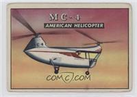 MC-4 [GoodtoVG‑EX]