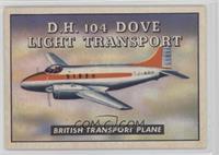 D.H. 104 Dove Light Transport