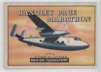 Handley Page Marathon