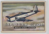 Sea Fury MK-11