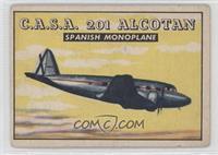 C.A.S.A. 201 Alcotan