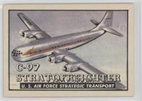 C-97 Stratofreighter U.S. Air Force Strategic Transport