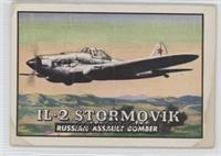 IL-2 Stormovik Russian Assault Bomber [Good to VG‑EX]