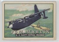 P5M Marlin U.S. Navy Patrol Bomber