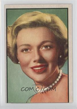 1953 Bowman Television and Radio Stars of the NBC Vertical Back - [Base] #92 - Phyllis Hill