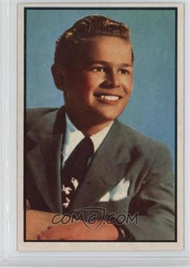 1953 Bowman Television and Radio Stars of the NBC Vertical Back - [Base] #94 - Wesley Morgan