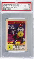 Clash of the Clans [PSA4VG‑EX]