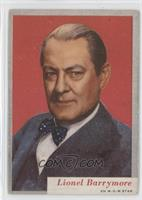 Lionel Barrymore [Good to VG‑EX]