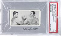 Johnny Weissmuller, Buster Crabbe [PSA 3]