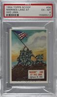 Marines Land at Iwo Jima [PSA6EX‑MT]