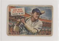 Babe Ruth Sets Record [PoortoFair]