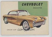 Chevrolet Biscayne [Good to VG‑EX]