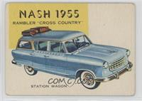 Nash Rambler 1955 [GoodtoVG‑EX]