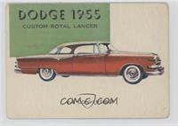 Dodge Royal Lancer 1955 [GoodtoVG‑EX]