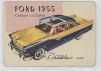 Ford Crown Victoria 1955 [Poor]