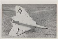 Douglas XF4D-1 U.S. Navy