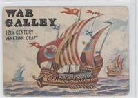 War Galley [PoortoFair]