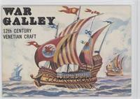 War Galley