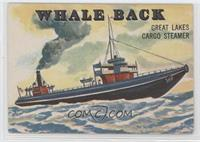 Whale Back [Good to VG‑EX]