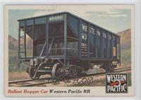 Ballast Hopper Car [GoodtoVG‑EX]