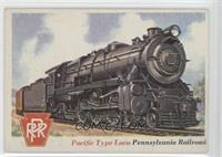 Pacific Type Loco [Good to VG‑EX]